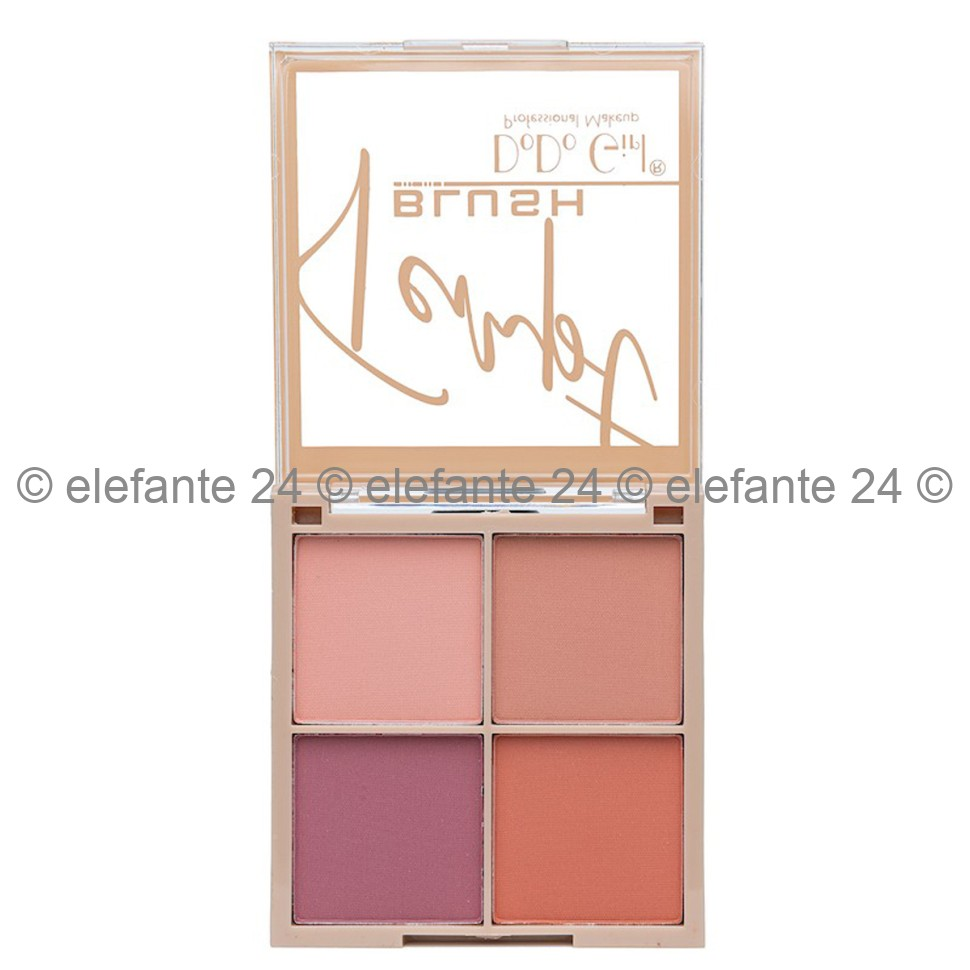 Румяна для лица DoDo Girl BB Blusher #02